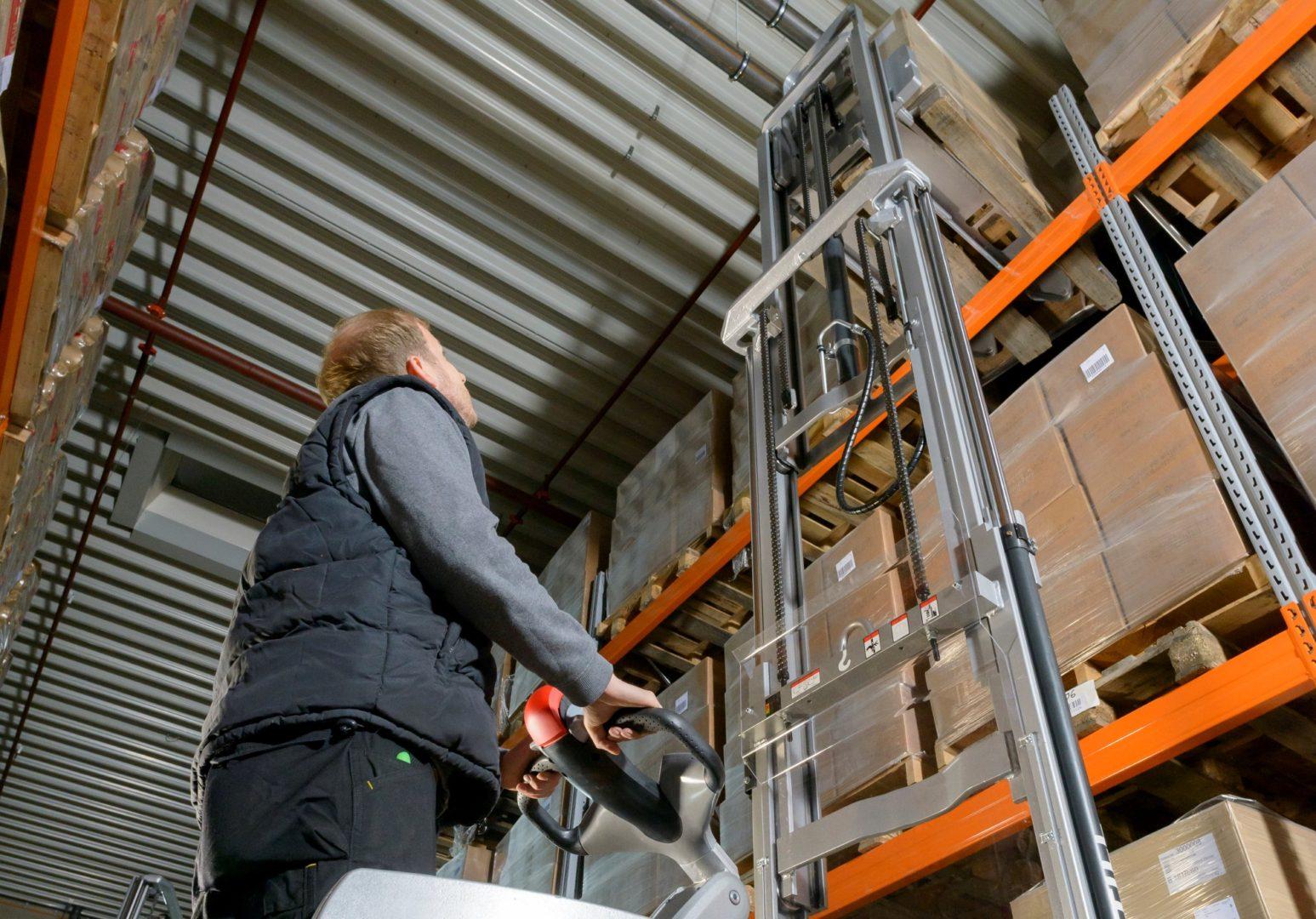 Logistiek brengt de economie in beweging