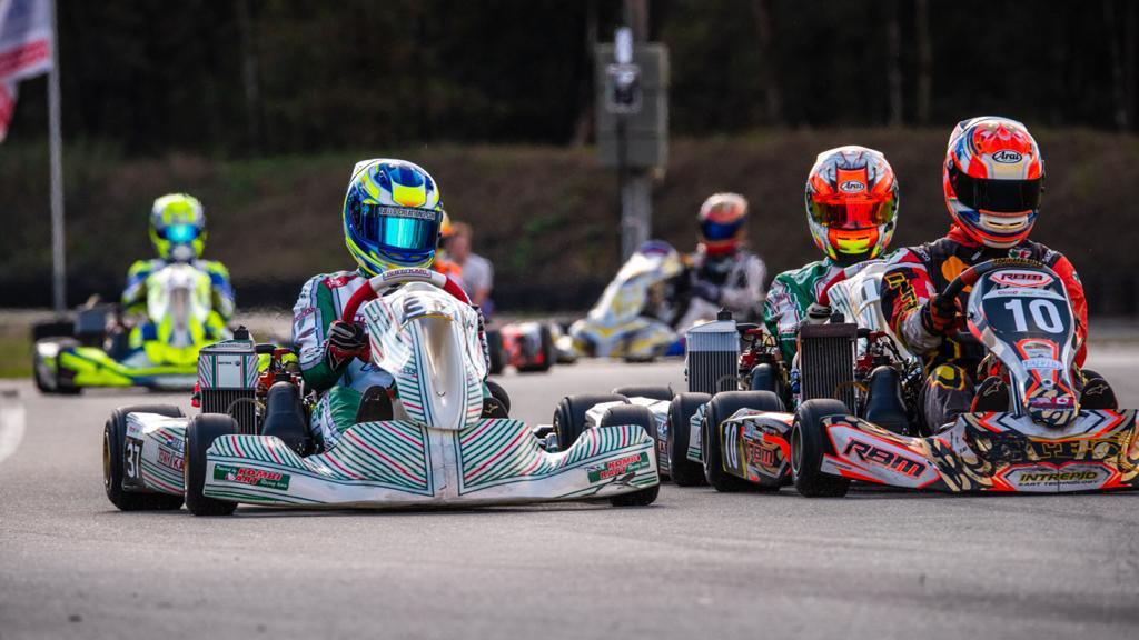 Snel schakelen met Kombikart Racing Team 3